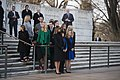 President-elect Donald J. Trump and Vice President-elect Mike Pence place a wreath at the Tomb of the Unknown Soldier in Arlington National Cemetery 170119-A-DR853-615.jpg