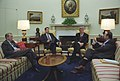 President Clinton and CIA Director John Deutch - Flickr - The Central Intelligence Agency.jpg