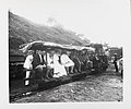 President Theodore Roosevelt Inspecting Canal Work from Decauville Train.jpg