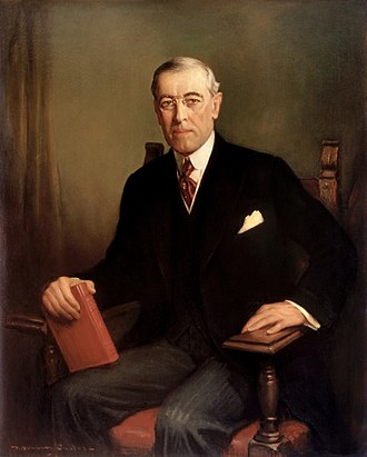 Fourteen Points - U.S. President Woodrow Wilson