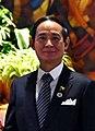 President of Myanmar, Mr. Win Myint in Kathmandu, Nepal on August 31, 2018.JPG