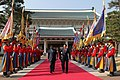 President of the Democratic Republic of Congo meets with President Lee (4476018940).jpg