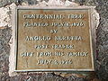 Presidio of SF Centennial Tree plaque.JPG