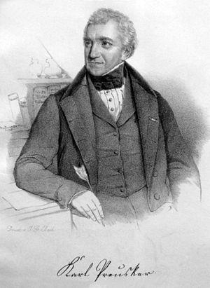 Großenhain - Karl Bejamin Preusker 1840