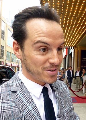 Andrew Scott (actor) - Scott at the 2014 Toronto International Film Festival