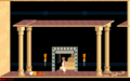 Prince of Persia 1 - MS-DOS - Gameplay - Enemy killed.png