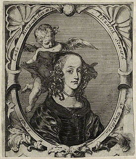 Elizabeth Stuart (daughter of Charles I) English noblewoman