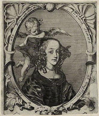 Elizabeth Stuart (daughter of Charles I) - Image: Princess Elizabeth NPG D28654