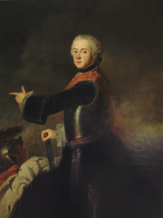 Prince Henry of Prussia (1726–1802) - Portrait of Henry of Prussia (1745)
