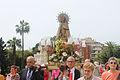 Procesión. Nuestra Señora de los Desamparados . Real Santuario de San José de la Montaña en Barcelona.jpg