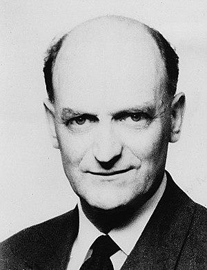 William Phillips (economist) - Image: Professor A.W.H (Bill) Phillips