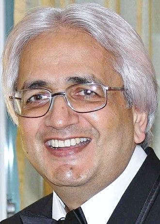 Alimuddin Zumla - Image: Professor Alimuddin Zumla 1