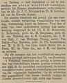 Provinciale Overijsselsche en Zwolsche Courant vol 1910 no 186 Eerlang – half September – zal te Amsterdam een nieuw weekblad verschijnen, getiteld De Nieuwe Amsterdammer.jpg