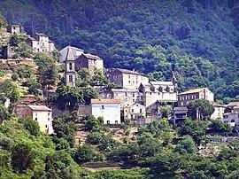 Tuteca vidpunkto de Prunelli-di-Casacconi