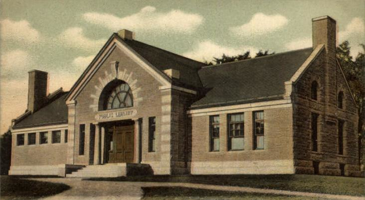 Public Library, Rockland, ME