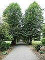 Public gardens of Alton, Hampshire, England 5.jpg