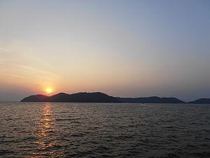 Batu Kawan - Aman Island