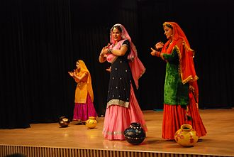 Punjabi ghagra - Punjabi Dance 2
