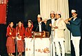 Purna Nepali during a musical program 04.jpg