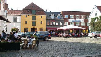 Latinerkvarteret, Aarhus - Pustervig Square