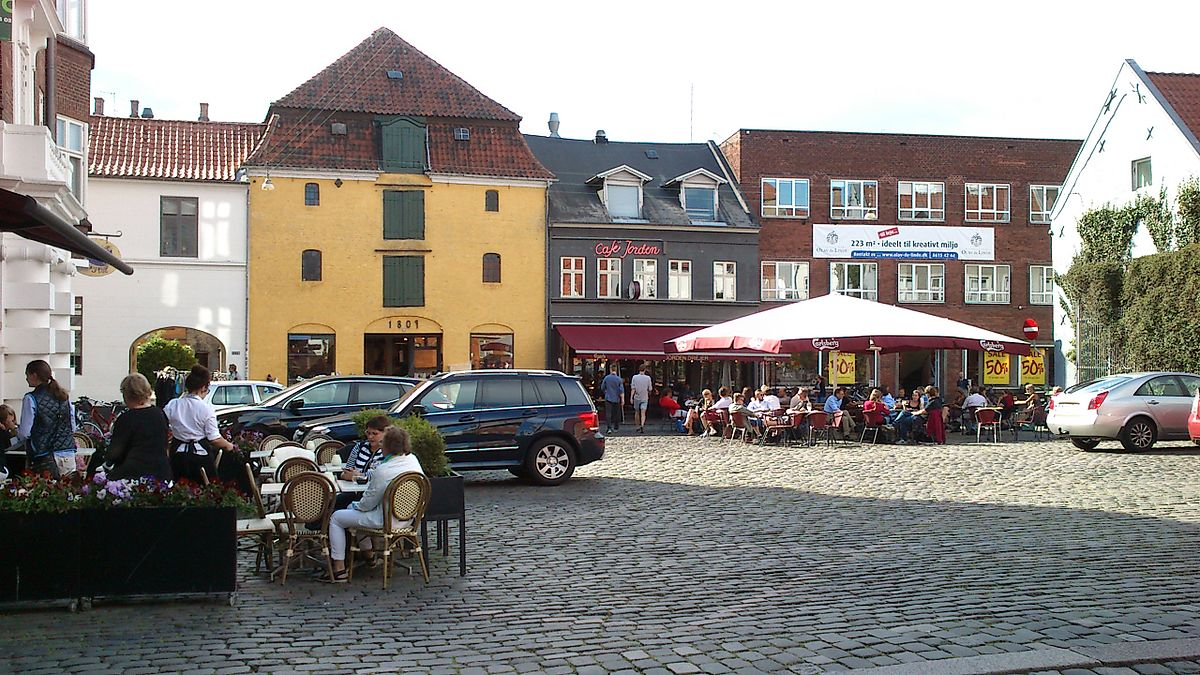 Ny i Aarhus hvor m der du nye mennesker