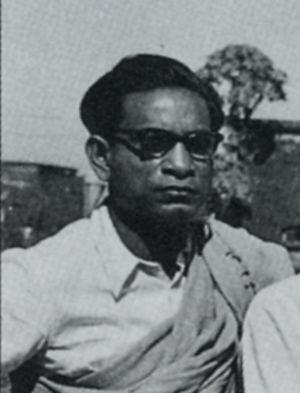 Quamrul Hassan - Quamrul Hassan in 1955