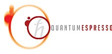 Logo of Quantum ESPRESSO software