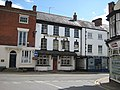 Queen's Arms - pub to let, Bromyard - geograph.org.uk - 807120.jpg
