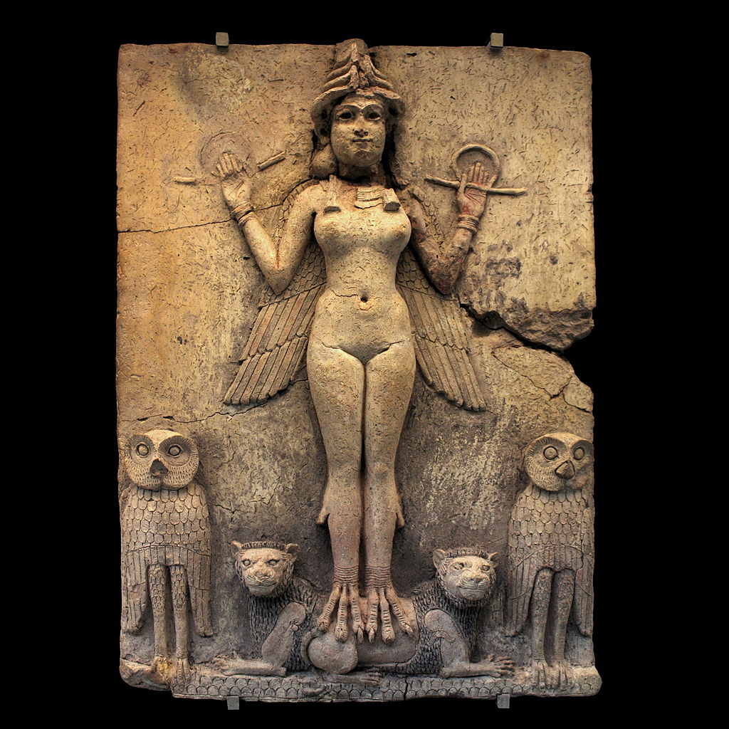 Queen of the Night - Babylonian Goddess