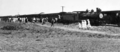 Queensland State Archives 331 The arrival of the Excursion Train Railway Picnic Nielson Park Burnett Shire c 1931.png