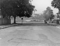 Queensland State Archives 537 Corner of Park Road and Coronation Drive Milton looking towards the Brisbane River October 1945.png