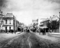 Queensland State Archives 5844 Looking south along Queen Street Brisbane c 1880.png