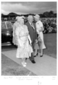 Queensland State Archives 7943 School childrens welcome for Her Majesty Queen Elizabeth The Queen Mother Brisbane Cricket Ground February 1958.png