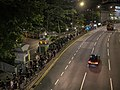 Queue to memorial Marco Leung Ling-kit in Admiralty 20200615-1.jpg