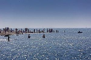 Rågeleje - Image: Rågeleje beach 2