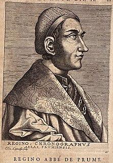 Regino of Prüm