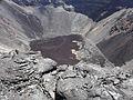 Réunion Piton de la Fournaise Krater Dolomieu 2011.JPG