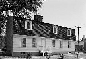 Reverdy Johnson - Reverdy Johnson's house in Annapolis, Maryland.