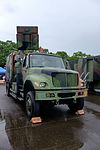 ROCA Point Defense Array Radar System Truck Display at Chengkungling Ground 20150606a.jpg