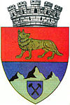 Coat of arms of Lupeni