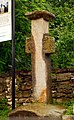 RO PH Parascheva's church cross 1.JPG