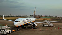 EI-EBL - B738 - Ryanair