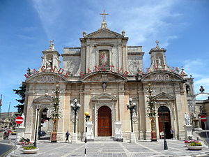 Rabat, Malta - St. Paul's church