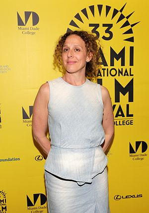 "Rachel Grady - Grady at the Miami Film Festival presentation of ""Norman Lear: Just Another Version of You"""