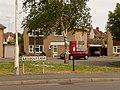 Radipole, postbox № DT3 150, Radipole Lane - geograph.org.uk - 1887646.jpg