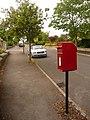 Radipole, postbox № DT3 87, Ullswater Crescent - geograph.org.uk - 1887616.jpg