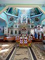 Radovychi Turiyskyi Volynska-Holy Spirit church-inside 1.jpg