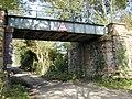 Railway bridge near Long Green - geograph.org.uk - 109593.jpg