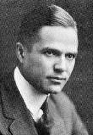 Ralph Austin Bard - Ralph Austin Bard in 1922