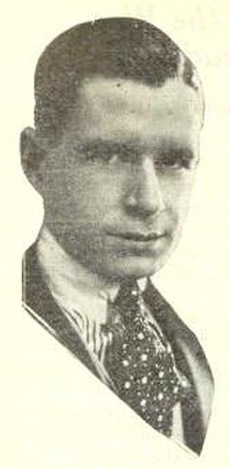 Ralph Spence (screenwriter) - Image: Ralph Spence 1921 FD